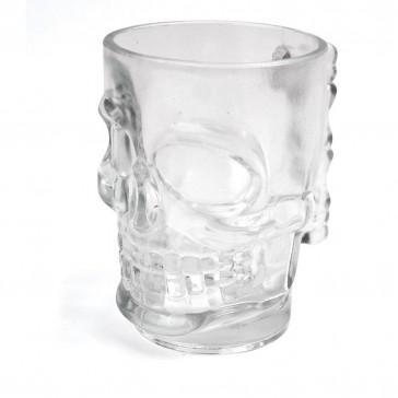 Skull Stein Beer Glass