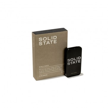 Solid State Wax Cologne