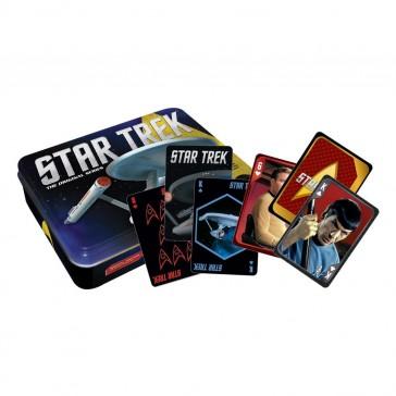 Star Trek Enterprise Playing Cards Tin Set