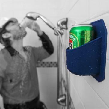 Sudski Shower Beer Holder