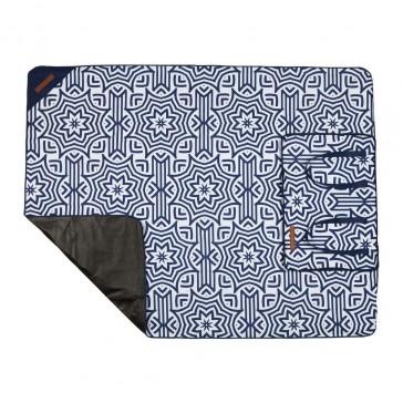 Sunnylife Luxe Picnic Blanket - Azule