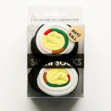 Sushi Socks - Futomaki