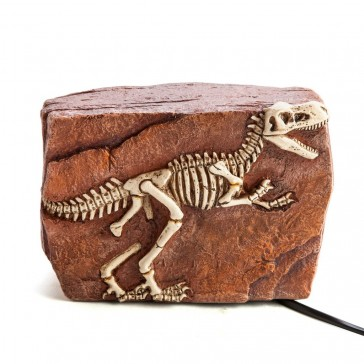 T-Rex Dinosaur Fossil Table Lamp