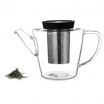Viva Tea Pot Glass