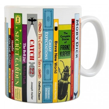 The Book Lover's Mug
