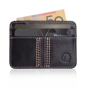The Game - Slip Wallet - Black