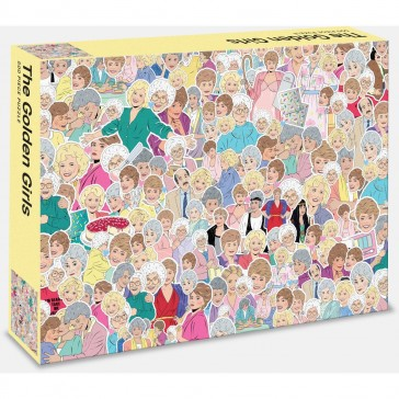 The Golden Girls 500pc Jigsaw Puzzle