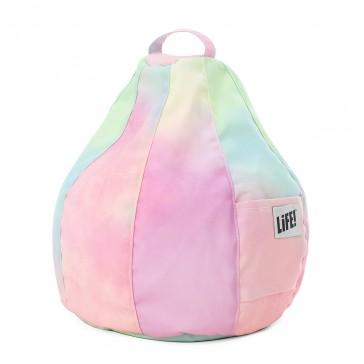 iCrib Tablet Bean Bag Cushion - Tie Dye