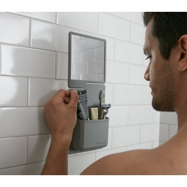 Tooletries Shower Mirror - the Oliver