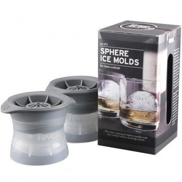 Tovolo Sphere Ice Ball Moulds - Set of 2