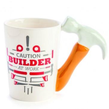 Tradie Mates Tool Mug - Hammer