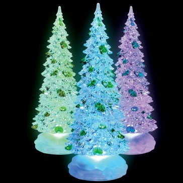 Colour Changing LED Christmas Tree