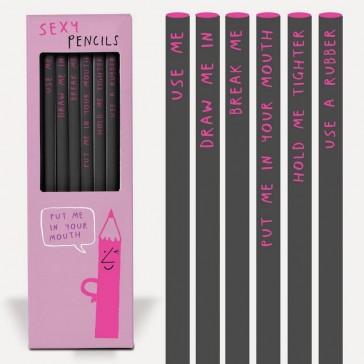 Sexy Pencil Set