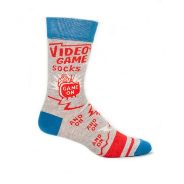Video Game Mens Socks