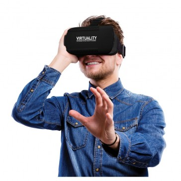Virtuality - Virtual Reality VR Glasses