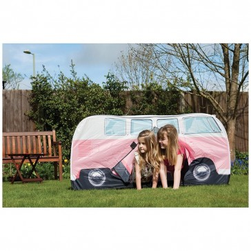 VW Campervan Tent Kids - Pink