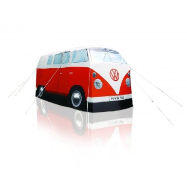 VW Kombi Tent Red - Camper Van