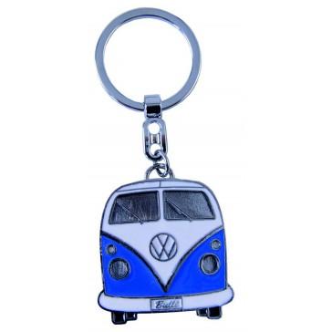 VW Kombi Keyring - Blue