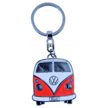 VW Kombi Keyring - Orange