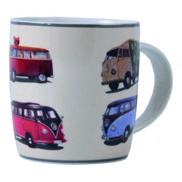 VW Kombi Mug Bulli Parade