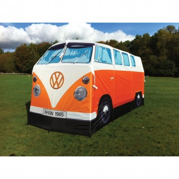 VW Tent - Kombi Camper Van - Orange