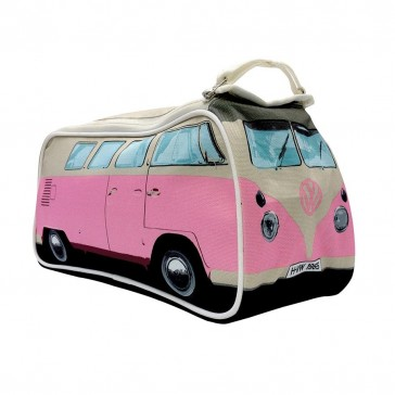 VW Toiletry Bag Pink