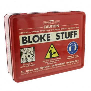 Tin: Bloke Stuff