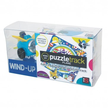 Wind Up Puzzle Track - Plane
