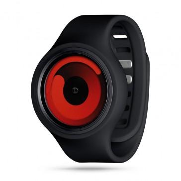 Ziiiro Gravity Watch | Black / Red