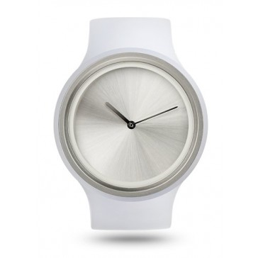 Ziiiro Ion Watch | Milky - White