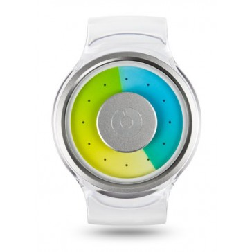 Ziiiro Proton Watch | Transparent