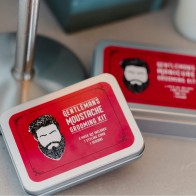 Gentleman's Moustache Grooming Kit