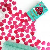 Lovely Jubbly Heart Bath Confetti