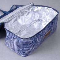 Cooler Mesh Tote Beach Bag - Makena