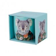 Zoo Portraits Mug - Koala