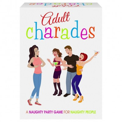 Adult Charades - Naughty Party Game
