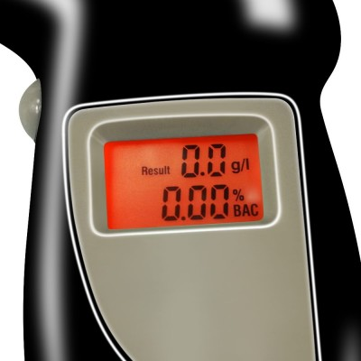 Digital Keyring Alcohol Breath Tester