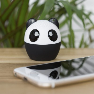 Animal Speakers - Bluetooth Speaker & Mic with Inbuilt Selfie Remote
