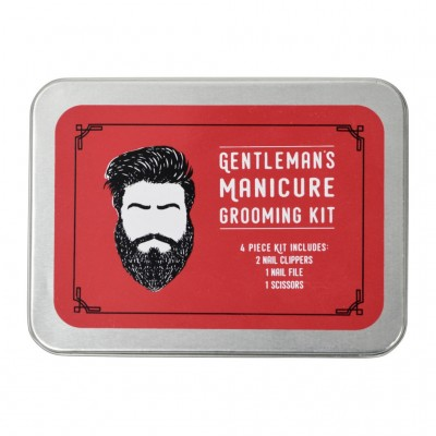 Gentleman's Manicure Grooming Kit