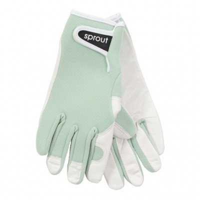 Sprout Goatskin Ladies Gardening Gloves