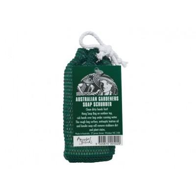 Australian Gardener's Soap Scrubber