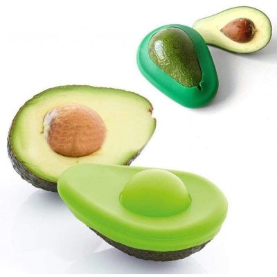 Silicone Avocado Huggers Set of 2