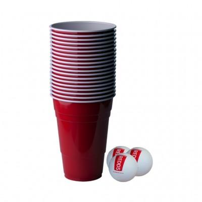 Redds Cup Pong - Beer Pong