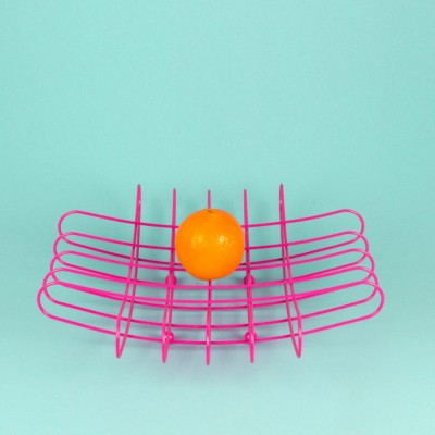 Bendo GRID - Fruit Bowl - Yellow