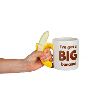 I've Got a Big Banana Mug
