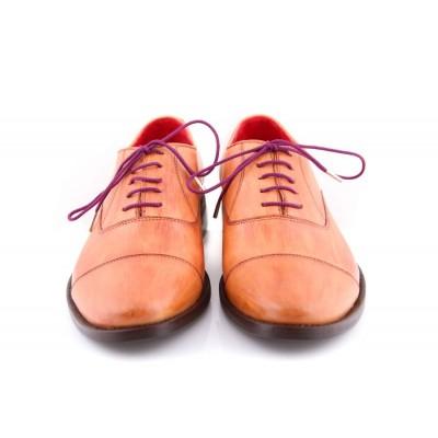 Bondi Laces Shoelaces - Dapper - Gold