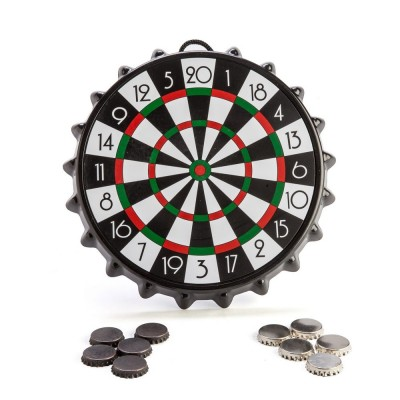 Bottle Cap Darts Board Game