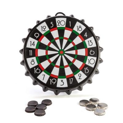 Bottle Cap Darts Board Game