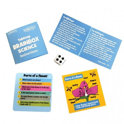 BrainBox Science Brain Challenge Game