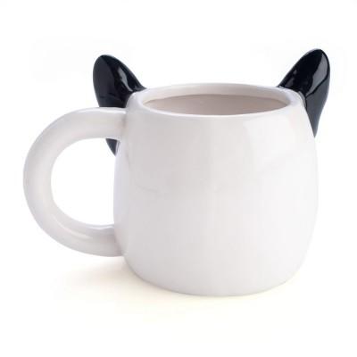 Bulldog 3D Animal Mug